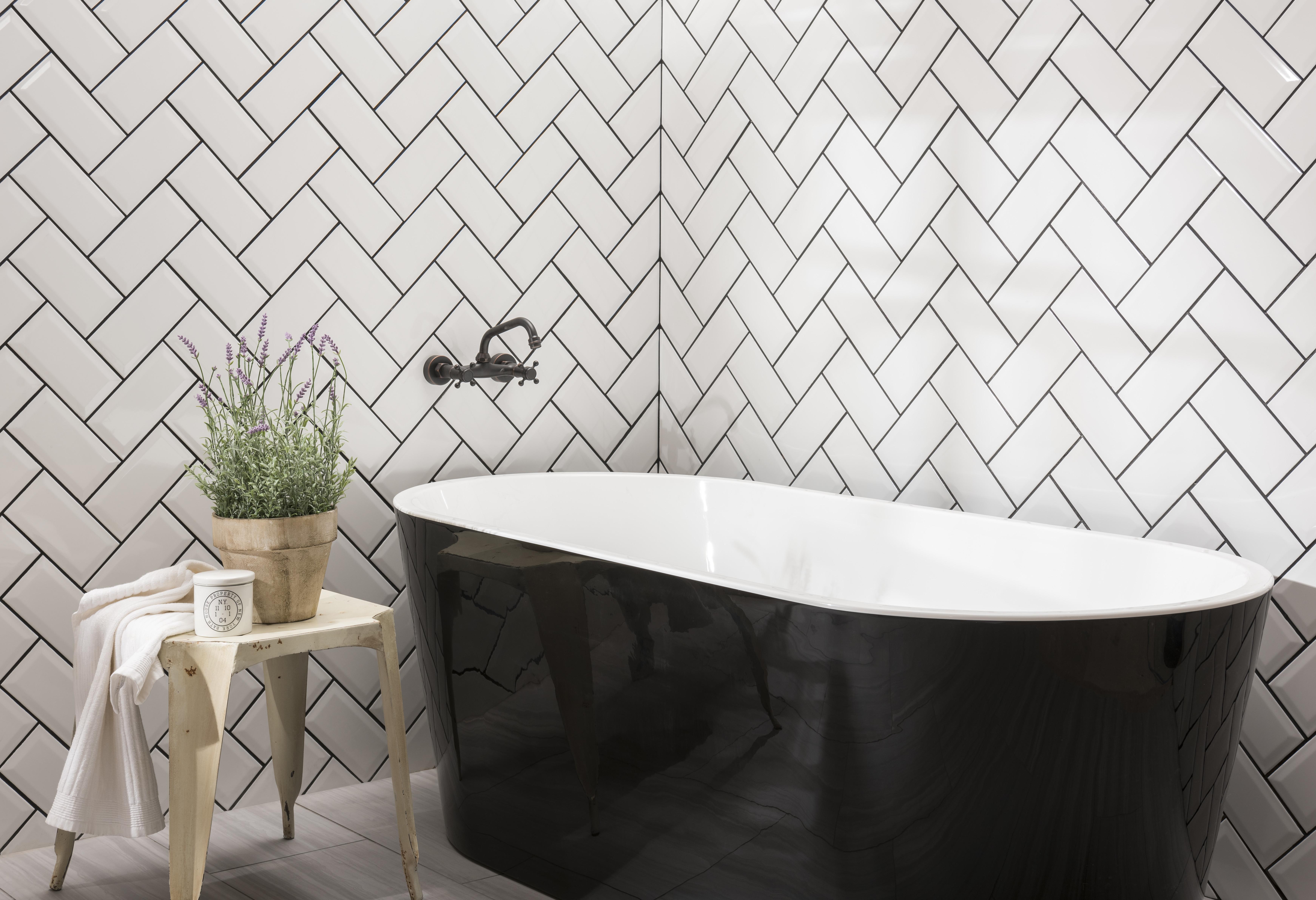 6 PCS  Anti Slip Bath Grip Stickers Non Slip Shower Strips Pad Flooring SafeyL/_D