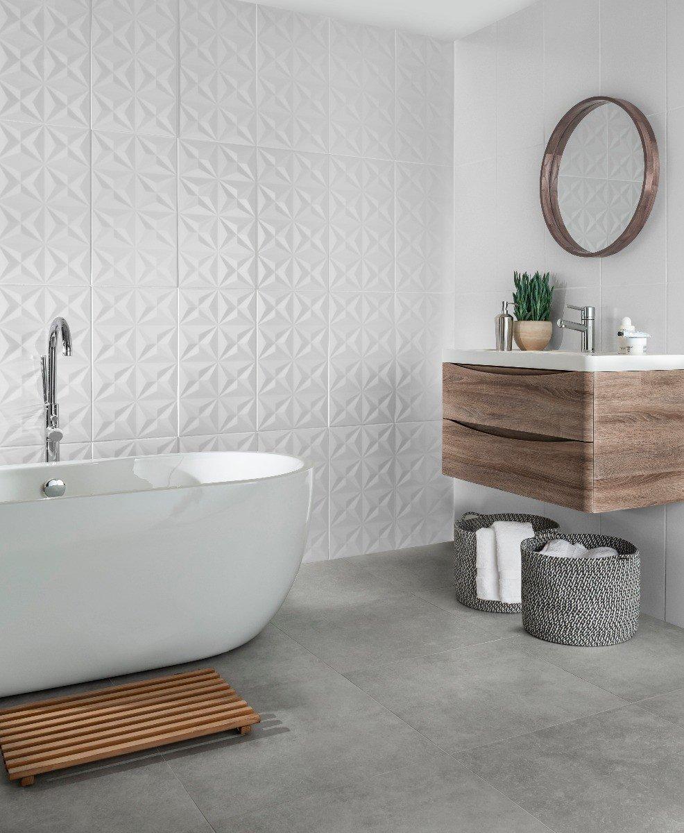 Pentridge Topps Tiles, Bluestone Bathroom Tiles